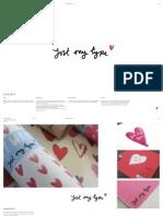 Valentines Final Crit Boards
