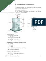 CVG 2140 - Problem Set 8