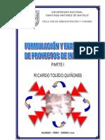 Manual de Proyectos de Inversion I