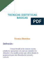Clase(2)(Tecnicas Dietetic As Basicas)