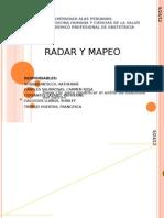Radar y Mapeo Salud Publica