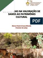 Valoracao Economica Do Patrimonio Cultural