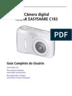 Kodak - Camera Easyshare c183
