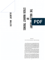 7115499 Business eBook the Haller Theory of Stock Market Trends Haller Gilbert