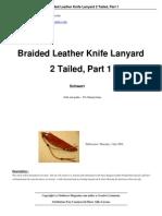 Braided Leather Knife Lanyard 2[1]