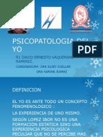 Psicopatologia Del Yo