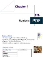 Chapter 4 Bio Nutrients