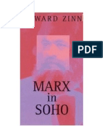 Zinn, Howard - Marx en El Soho 1999