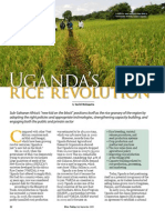 RT Vol. 8, No. 3 Uganda's rice revolution