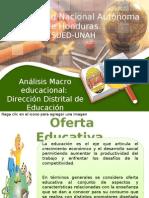 Analisis Macro Educacion Distrito 04