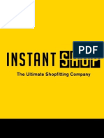 Catálogo Técnico INSTANTSHOP