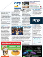 Pharmacy Daily for Thu 24 May 2012 - Consumer insight needed, Bulk billing record, Complementary research, Chemmart and much more...