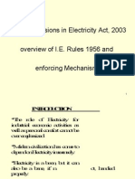 CEA-Electricalrules
