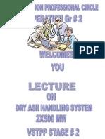 Dry Ash Handling-presentation
