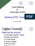 Fund Raising IPO EETs 18.11.08