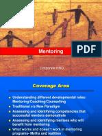 Mentoring - RNS
