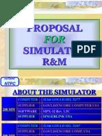 Simulator r&m