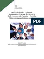 Informe de Investigación y Práctica Profesional