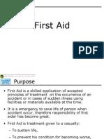 2. First Aid Basics