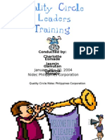 25_qc Manual for Qc Leaders
