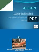 Allign Internal Brand - Distribution Nov 2007