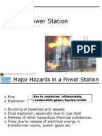 3. Fire in Power Station