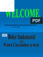 Boiler Fundamental & Water Circulation System