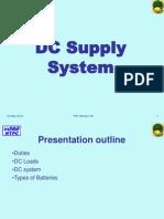 DC Supply System_Stdm