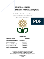 Spiritual Islam Dalam Kebatinan Jawa