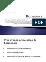 Hormonas y bacterias