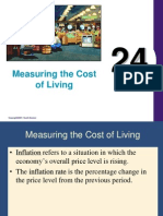 Measuring Cost