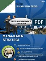 evaluasi strategi
