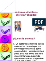 Anorexia y Obesidad
