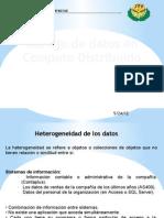 Manejo de Datos en Computo Distribuido