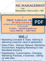 NP BhU SEM 2 Marketing Management Master PPT June 11