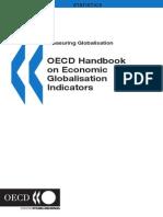 OCDE. Handbook on Economic