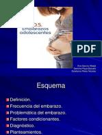 EMBARAZO diapositiva