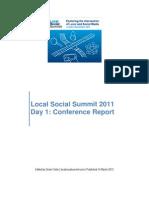 LocalSocialSummit_LSS11Day1Rpt_March2012