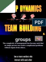 Group Dynamics & Team Building