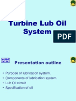 Lub Oil System