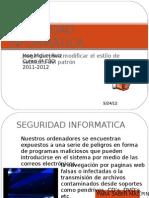 Seguridad a Jose Term in Ado Blog