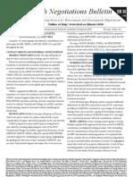 Earth Negotiations Bulletin – summary of May 23rd, 2012
