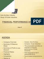Group7 FA Assignment Auto Ancillary Exide v3. 0