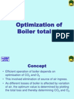 Boiler Total Air Optimization