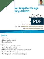PA Design Webcast Slides - Customer