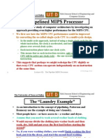 Pipelined MIPS Porcessor