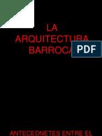 ARQ BARROCA