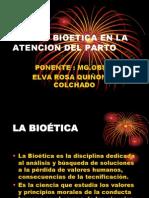 Etica y Bioetica en La Atencion Del Parto