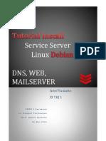Konfigurasi Server_Arief Yuniarto - XI TKJ 1
