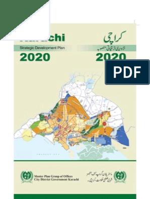 Karachi Master Plan | Karachi | Economic Growth